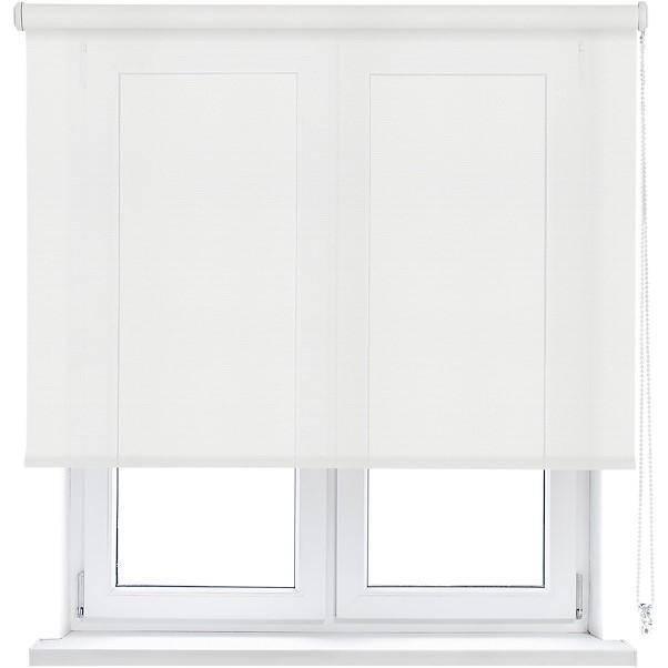 SCREEN INSPIRE WHITE 120X250CM