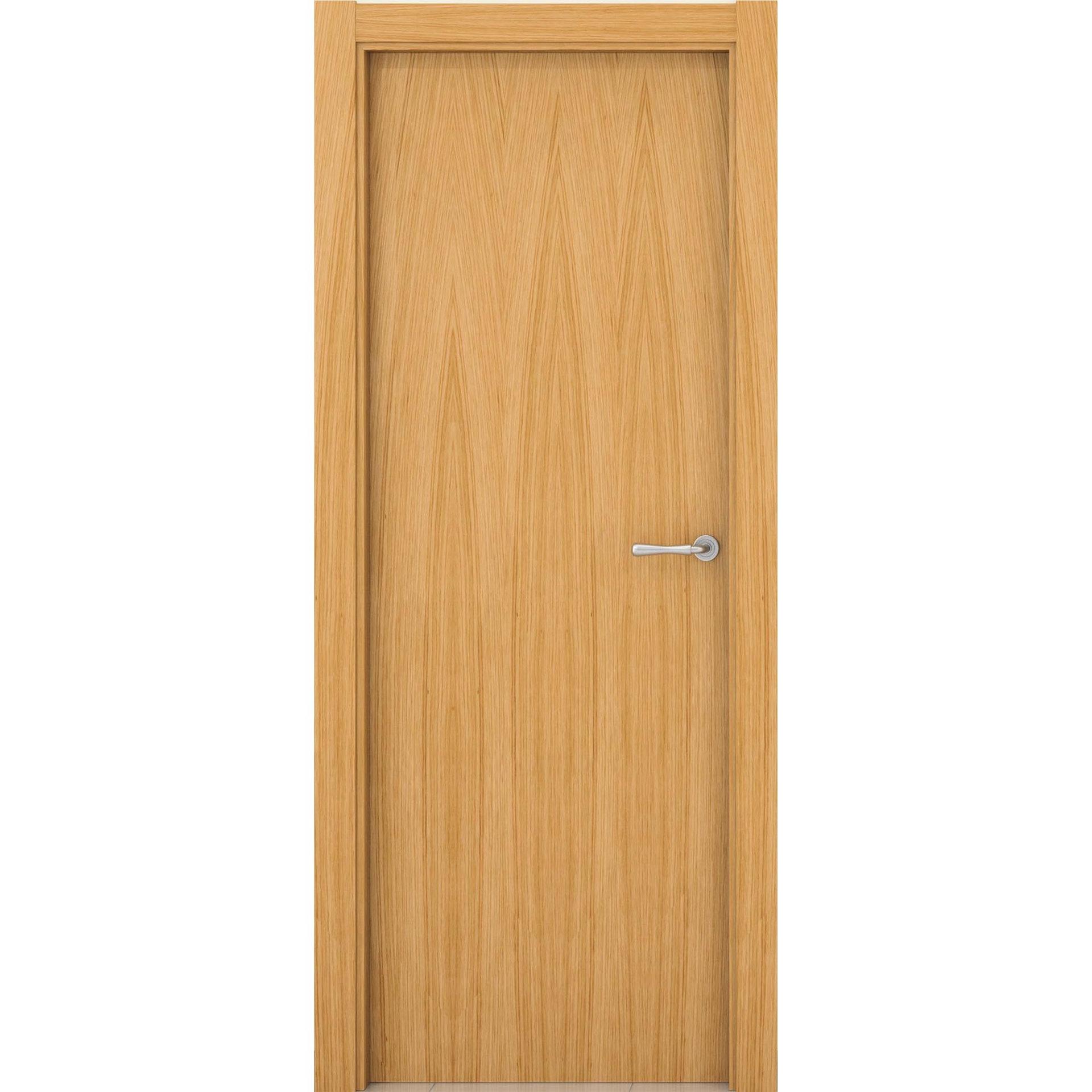 PORTA - Porta interior LISBOA CARVALHO 82.5X203CM ESQUERDA