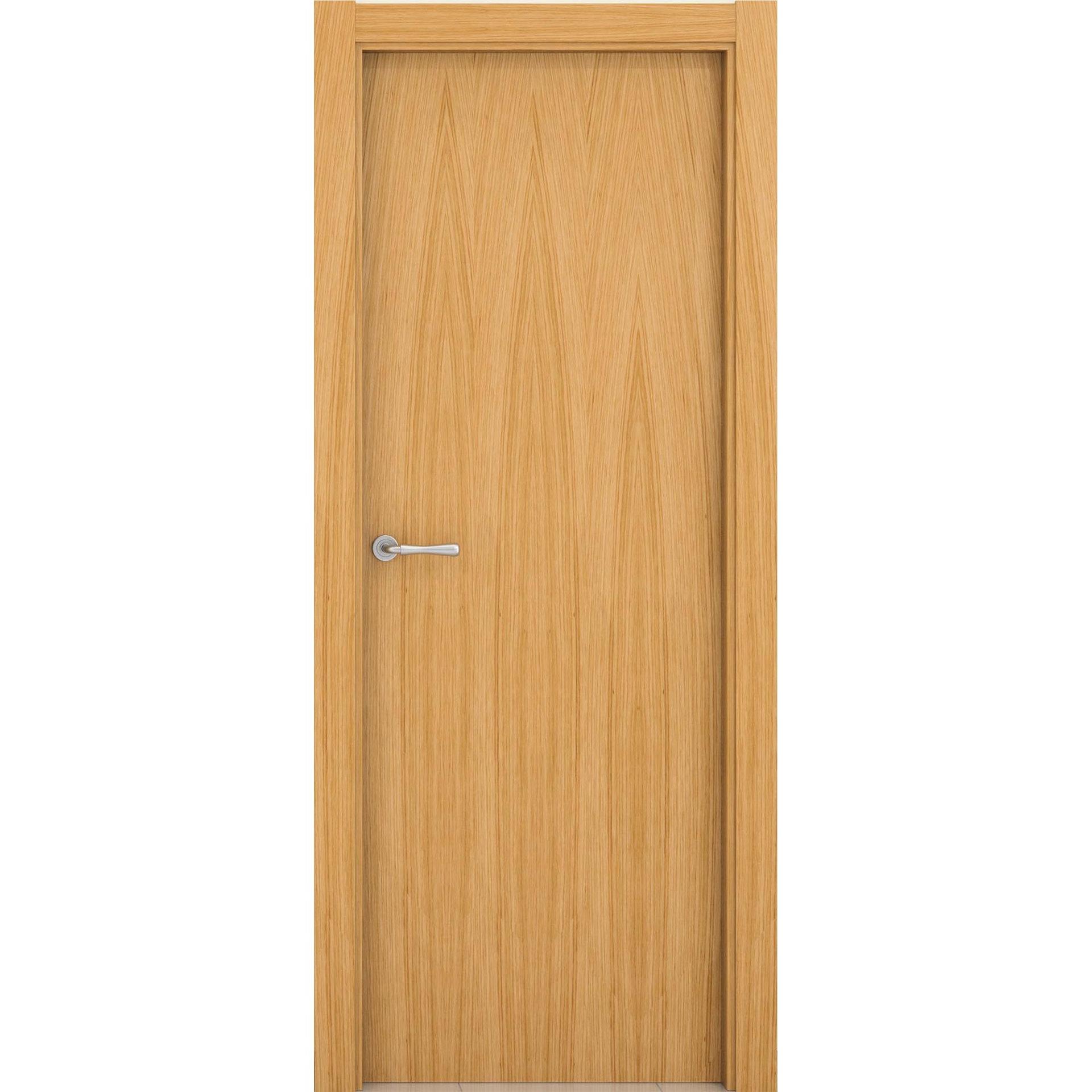 PORTA - Porta interior LISBOA CARVALHO 82.5X203CM DIREITA